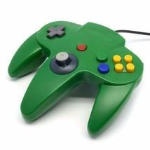 1 N64 Nintendo 64 Klassisch Kabelgebundener Controller 4 Original Offizi... - $14.44