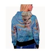 Frozen Fearless Anna   WOMENS HOODIE - $40.99+