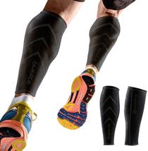 Emerge Calf Compression Sleeve for Men  Women - Leg  Shin Splint Compres... - $21.48