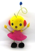 Disney Rolie Polie Olie Sister Zowie Applause Medium Plush Posable Arms ... - $17.09