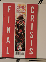 Final Crisis: Rogues' Revenge #1-3 (Sep 2008, DC) full set - $8.83