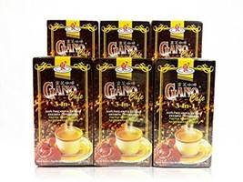 5 Boxes of Gano Excel Cafe 3 in 1 Coffee Ganoderma Reishi Halal DHL EXPE... - $89.90