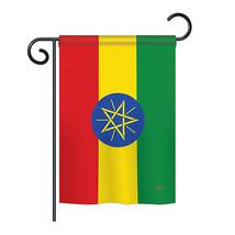 "Ethiopia - 13"" x 18.5"" Impressions Garden Flag - G158282 - $17.97"