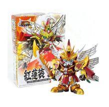 Hong Lian Zhuang Chao SD Gundam BB Senshi Sangokuden Brave Battle Warrio... - $12.35