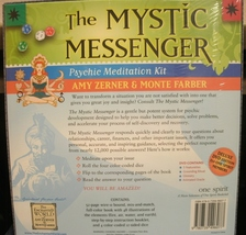 The Mystic Messenger- Psychic Meditation Kit by Amy Zerner & Monte Farber image 3