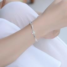 TJP Cute Mouse Shaped Women Silver Bracelets Jewelry New Fashion  Balls Animal   - $9.72