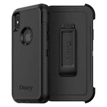Otterbox Defender Rugged Protection Screenless Edition Case iPhone X/XS Blak D98 - $29.00