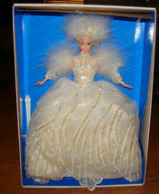 SNOW PRINCESS Barbie (11875) Certificate of Authenticity - Mattel, 1994 - $38.12