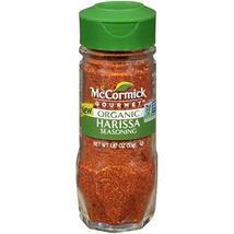 McCormick Gourmet Organic Harissa Seasoning, 1.87 oz - £10.69 GBP