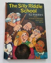 Book The Silly Riddle School 52 Riddles Hallmark Play Time - $13.98