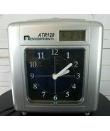 Acroprint ATR120 Electronic Top-Loading Time Recorder Time Clock - $134.99