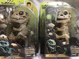 DINO DUO! Fingerlings Untamed Doom and Gloom -- Glow in the Dark! - $49.49
