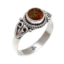 Natural Petroleum Tourmaline 925 Sterling Silver Statement Ring  Handmad... - $30.49