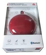 Huawei Wireless Waterproof Portable Bluetooth Speaker Red - NEW - $23.16