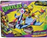 Teenage Mutant Ninja Tri-Turbo Roto-Raider Turtles Hover Drone