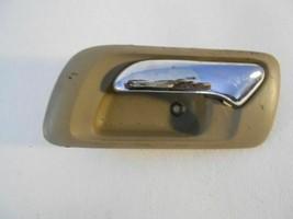 Rear Driver Interior Door Handle Fits 01 Honda Accord R175924 - $22.61
