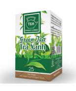 03 Boxes ( 1 box 25 packs) - Green Tea Bag - Tra Xanh Tui Loc - Phuc Long - $39.59