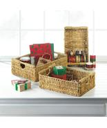 Maize Straw Storage Baskets Set of 3 - $38.55
