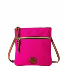 Dooney & Bourke Nylon Double Zip Crossbody Bag
