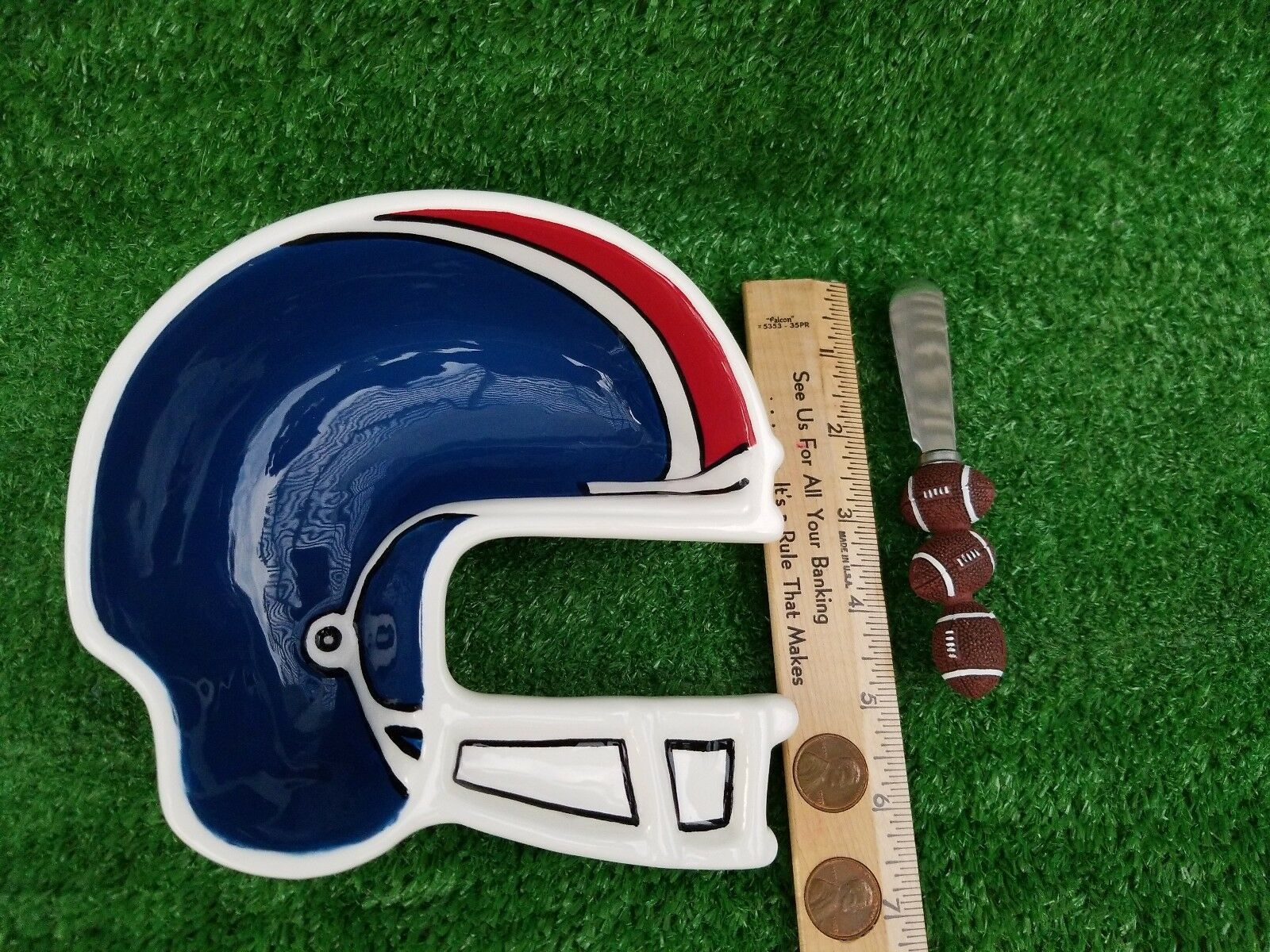 Football theme party supplies