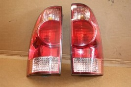2005-09 Toyota Tacoma Taillight Tail Lights Set L&R