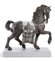 Lladro 01007168 A REGAL STEED (RE-DECO) 7168  Horses New in original box - $1,898.00