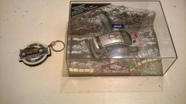 Peugeot 206 WRC  Monte Carlo 2001 Rallye 1911-2001 model? box + 2002 key... - $40.70
