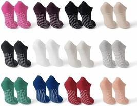Metkix Non Slip Socks for Women - Non Skid Hospital Socks with Grips for... - $20.79+