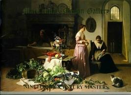 MacConnal Mason Gallery London Nineteenth Century Masters Catalog 1983 - $34.74