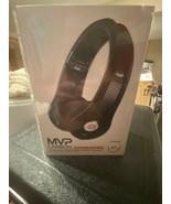 BRAND New Monster Headphones MVP Carbon Gaming Headset by EA Sports (Black) - $277.15