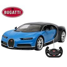 Radio Remote Control 1/14 Scale Bugatti Chiron Licensed RC Model Car - $1.137,62 MXN