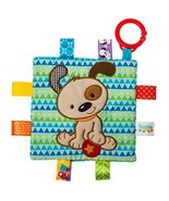 Taggies Crinkle Me Baby Toy, Brother Puppy - $13.85