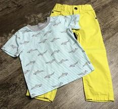 """Rocker Sharks"" -2T- Boys- Toddler Clothing- Sharks-Celebrity Kids- Craz... - $14.00"