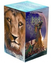 The Chronicles of Narnia Movie Tie In Editions BOXED SET Paperbacks 1-7 ... - $33.14