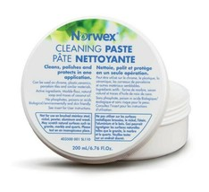 3 Boxes Norwex Cleaning Paste 74ml 2.5fl oz Cleans Dirts,Stain,Polish fr... - $105.90
