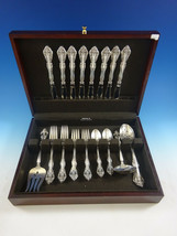 Michelangelo by Oneida Tradition Sterling Silver Flatware Set Service 36... - $2,150.00