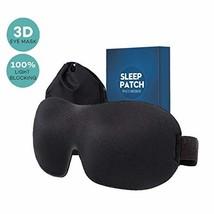 3D Light Blocking Sleep Mask for Women and Men - Comfortable & Lightweig... - $10.86