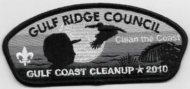 Gulf Ridge Council SA-52 2010 Gulf Coast Cleanup CSP - $9.90