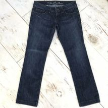 """Juicy Couture """"The Kate"""" Skinny Straight Leg Stretch 34 x 30 Size 8 image 4"""