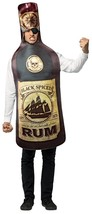 Rum Get Real Costume Adult Alcohol Halloween Party Unique Cheap GC6835 - $49.99