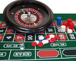 "ROULETTE SET - 18"" Inch Professional Roulette Set with Accessories - DELUXE SET"