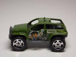Matchbox Diego 4X4  Buggy 2002 Mattel Toy - $2.75