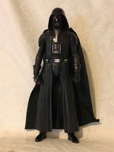 "Action Figure Star Wars 12"" Darth Vader Hasbro 2016 - $10.89"