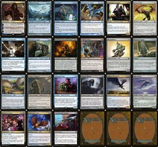 Tezzeret's Masterpiece | MTG Magic Gathering Black Blue Planeswalker Full Deck - $29.99
