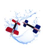 """Aqua Bladez """"Combo Set"""" - Multi Resistances Aquatic Dumbbell Set - $69.99"""