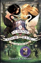 The School for Good and Evil Collection (Books 1-3) by Soman Chainani - $15.00