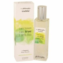 Philosophy Truthful by Philosophy Eau De Parfum Spray 1 oz for Women - $33.68
