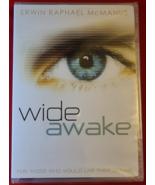 WIDE AWAKE DVD- MOVIE- ERWIN RAPHAEL MCMANUS- SCI-FI- NEW- FREE SHIPPING - $9.99