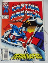 Captain America (1968 1st Series) #417 Bagged and Boarded - C1915 - $2.49
