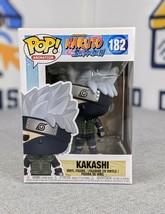 New Funko POP Animation Naruto Shippuden Kakashi #182 - $23.99